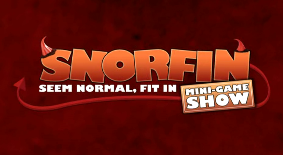 Snorfin with Bobby Lee : Episode 1
