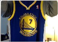Jeremy Lin Golden State Warriors uniform